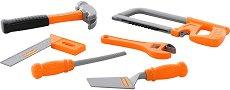 Строителни инструменти - Детски комплект за игра - играчка