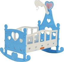 Бебешко легло за кукли -