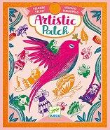 """Направи сам картини с фолио - Recreation - Творчески комплект от серията """"Artistic Patch"""" -"""