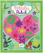 Направи сама картини с фолио - Petals - творчески комплект