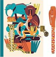 Таен дневник - Owen - Комплект с магическа писалка - творчески комплект