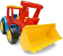 Багер гигант - Детска играчка - играчка