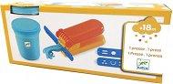 Преса с формички - Комплект с пластилин -