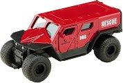 Метална количка - Ghe-O Rescue -