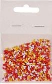 Стъклени мъниста за декорация - Изгрев - Опаковка от 20 g