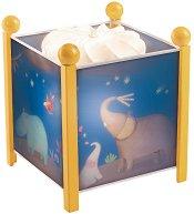 Магическа нощна лампа - Животните от саваната - аксесоар