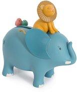 """Касичка - Слонче с лъвче - От серията """"Under My Baobab"""" - детски аксесоар"""