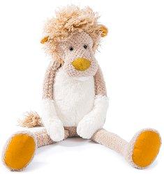 Лъвче - Детска плюшена играчка -