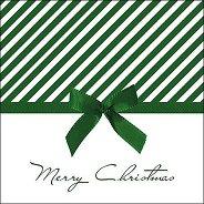 Салфетки за декупаж - Коледен подарък - Пакет от 20 броя