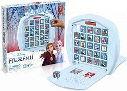 """Замръзналото кралство 2 - Състезателна игра от серията """"Top Trumps: Match"""" - парфюм"""