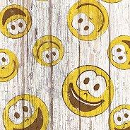 Салфетки за декупаж - Усмивка - Пакет от 20 броя