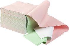 Безконечна цветна принтерна хартия