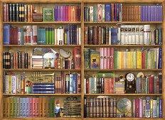 Библиотека - Барбара Бер (Barbara Behr) - продукт