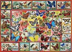 Пеперуди - Барбара Бер (Barbara Behr) - пъзел