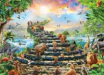 Стълба към рая - Ейдриан Честърман (Adrian Chesterman) - пъзел