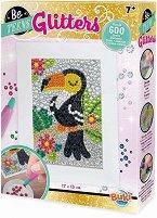 """Направи сама мозайка - Тукан - Творчески комплект от серията """"Be Teens"""" -"""