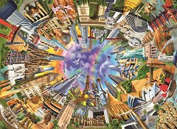 Забележителности по света - Адриан Честърман (Adrian Chesterman) -