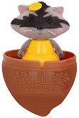 Lil Woodzeez Bobbleheads - Серия 3 - играчка