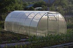 Оранжерия - Light - С широчина 3 m и височина 2 m