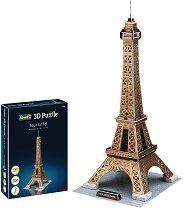 Айфеловата кула - 3D пъзел -