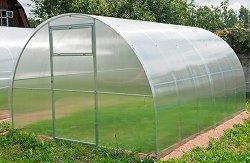Оранжерия - Plus Box - С широчина 3 m и височина 2.10 m