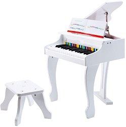 Пиано - Делукс - Детски музикален инструмент от дърво -
