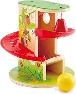 Дървена играчка - Джунгла - играчка