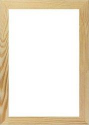 Дървена рамка за декорация