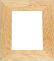 Дървена рамка за декорация - Modern