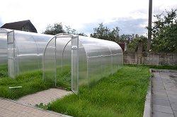Оранжерия - Mini - С широчина 1.64 m и височина 1.66 m