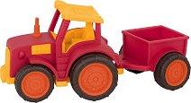 """Трактор с ремарке - Детска играчка от серията """"Wonder Wheels"""" -"""