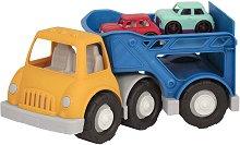 """Автовоз с коли - Комплект за игра от серията """"Wonder Wheels"""" -"""