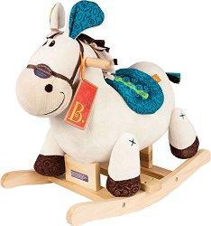 """Люлеещо се конче - Детска дървена играчка от серията """"B Toys"""" - играчка"""