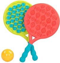 """Хилки с вендузи - Комплект за игра от серията """"B Toys"""" -"""