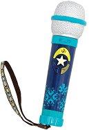 """Караоке микрофон - Детски музикален инструмент от серията """"B Toys"""" - творчески комплект"""