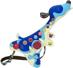 """Китара - Куче - Музикална играчка от серията """"B Toys"""" -"""