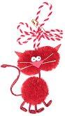 Мартеница - Червено коте