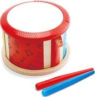 Двустранен барабан - Детска музикална играчка -