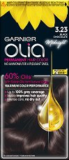 Garnier Olia Permanent Hair Color - Трайна боя за коса без амоняк - сенки