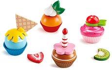 Сладки и кексчета - играчка