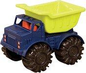 """Самосвал - Детска играчка от серията """"B Toys"""" - количка"""