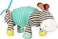 """Акордеон - Зебра - Детска музикална играчка от серията """"B Toys"""" -"""