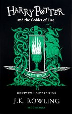 Harry Potter and the Goblet of Fire: Slytherin Edition - раница