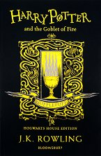 Harry Potter and the Goblet of Fire: Hufflepuff Edition - кутия за храна