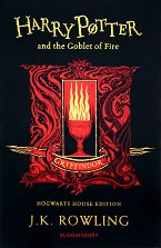 Harry Potter and the Goblet of Fire: Gryffindor Edition - J.K. Rowling - продукт