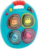 Образователна музикална играчка - играчка