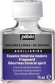 Обезмаслен минерален уайт спирт - Шишенце от 75 ml