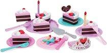 """Парти за принцеси - Комплект от серията """"Play Circle"""" -"""