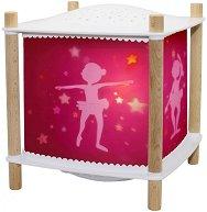 """Магическа декоративна лампа - Балерина - Детски аксесоар с USB зареждане от серията """"Magic Lantern"""" -"""
