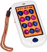 """Смартфон със звукови и светлинни ефекти - Детска интерактивна играчка от серията """"B Toys"""" - играчка"""